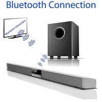Boytone BT-888 Audio 39 inch 80W Bluetooth Sound Bar with Bluetooth Subwoofer Home Theater System for Streaming TV