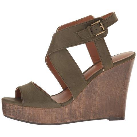Indigo Rd. Womens Kamryn Open Toe Casual Platform Sandals
