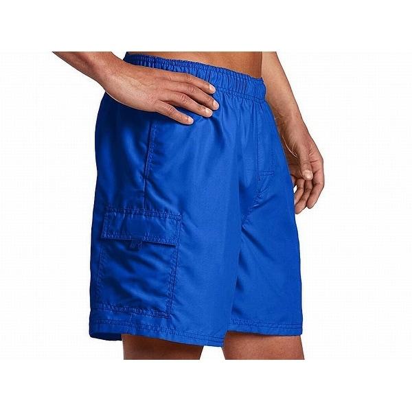 09103c9bdd586 Shop Kanu Surf Mens Elastic Waist Drawstring Board Shorts - Free Shipping  On Orders Over $45 - Overstock - 27028470