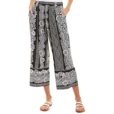 Laundry By Shelli Segal Gaucho Pant