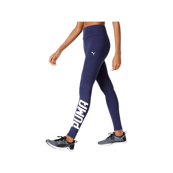 9c9157c1186e Shop Puma Womens Swagger Athletic Leggings DryCell Fitness - Free Shipping  On Orders Over  45 - Overstock.com - 22331710
