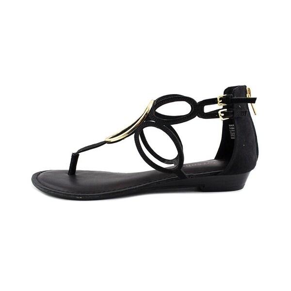 ZIGI SOHO Womens Markah Open Toe Casual Strappy Sandals