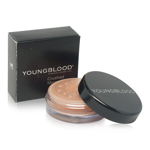 Youngblood Crushed Loose Mineral Blush - Coral Reef 0.11 Oz