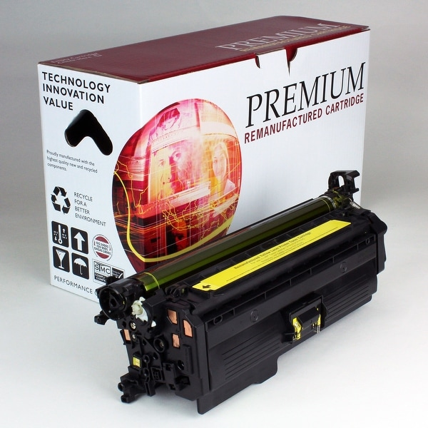 Re Premium Brand replacement for HP 648A Yellow Toner CE262A
