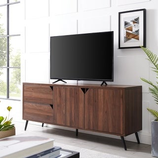 Carson Carrington 60-inch Mid-century TV Console