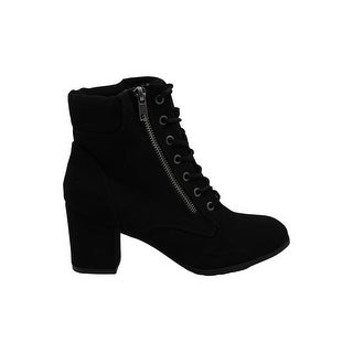 Madden Girl Womens Tell Closed Toe Ankle Fashion Boots