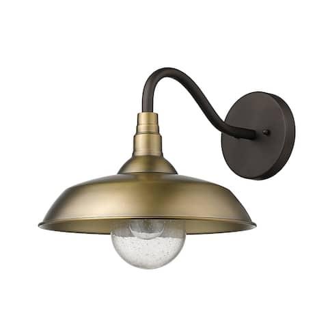 Burry 1-light Outdoor Wall Light