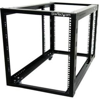 12U 4 Post Open Rack