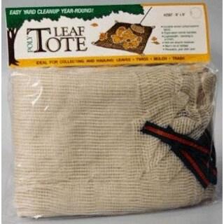 Eaton 256800 Poly Leaf Tote Bag, 10' x 10'