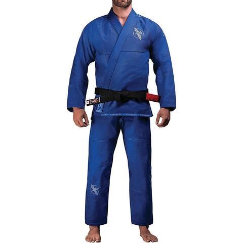 Hayabusa Lightweight Pearl Weave Jiu-Jitsu Gi - Blue