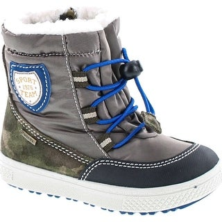 Primigi Boys Pako-E Waterproof Goretex Winter Boots