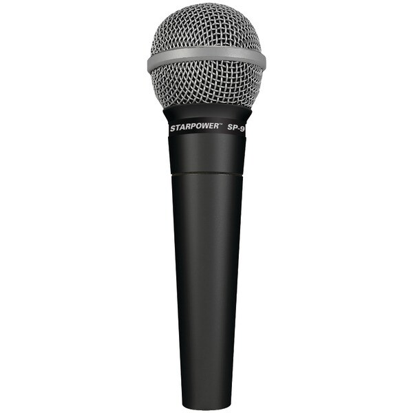 Nady Sp-9 Starpower(Tm) Series Professional Stage Microphone