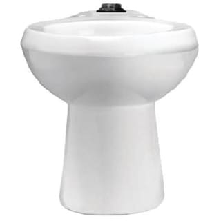 Sloan ST-2009-A One Piece Elongated Standard Height Toilet less Seat