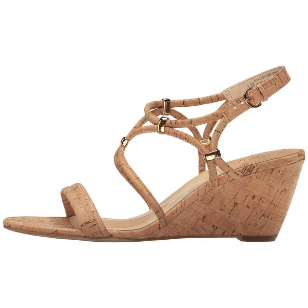 Isola Womens Farah Open Toe Casual Strappy Sandals