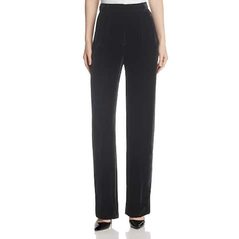 Theory Womens Dress Pants Velvet Professional