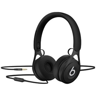 Beats by Dr. Dre - Beats EP On-Ear Wired Headphones - Black (Certified Refurbished)