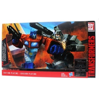 """Transformers """"One Shall Stand, One Shall Fall"""" Platinum Edition Figure Set"""