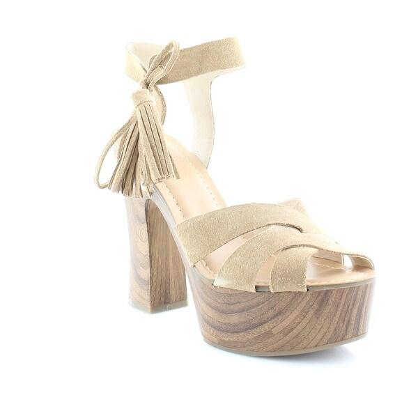 Guess Prenna Women's Heels Dark Brown