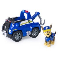 Paw Patrol Vehice w/ Pup: Chase's Tow Truck - Multi