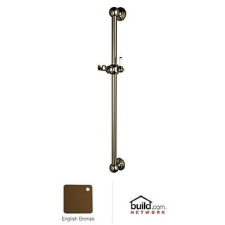 "Rohl U.5540 Perrin and Rowe 24"" Slide Bar with Hand Shower Holder"