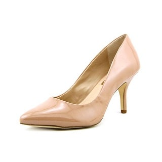 Charles By Charles David Sweetness Women Pointed Toe Leather Nude ...