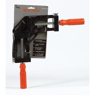 """Pony 9170 Rapid Acting Miter Clamp With Jaw Width 2-3/4"""""""