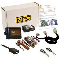 Complete 1 Button Remote Start Kit with T-Harness For 2011-2013 Kia Optima - Semi Plug & Play - Firmware Preloaded