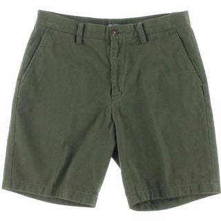 Nautica Mens The Deck Short Shorts Classic Fit Twill