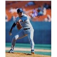 Signed Ryan Nolan Texas Rangers 8x10 autographed