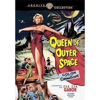 Queen Of Outer Space DVD Movie 1958