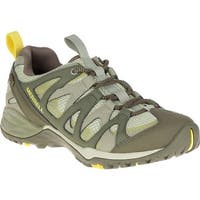 Merrell Women's Siren Hex Q2 Waterproof Hiking Shoe Olive