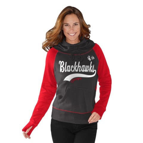 Chicago Blackhawks Charge The Mound Hoodie