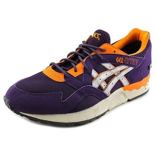 Asics Gel-Lyte V Men Round Toe Synthetic Purple Sneakers