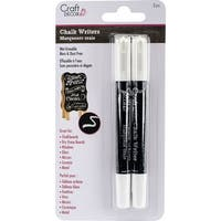 Craft Decor CD961A Chalk Writer (2 Pack), White