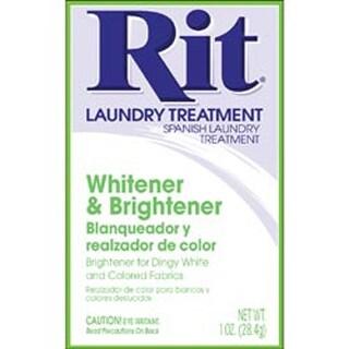 Whitener & Brightener 1Oz - Rit Dye Powder