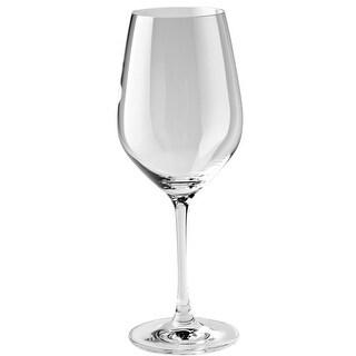 Zwilling Predicat 6-pc Burgundy White Glass Set