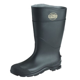 Honeywell 18821-6 Servus CT Economy Safety Hi Boot for Men's, Size-6, Black