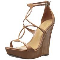 SCHUTZ Women's Sevil Wedge Sandal - 9.5
