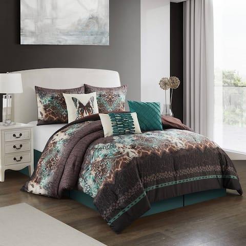 Grand Avenue Viceroy 7 Piece Comforter Set