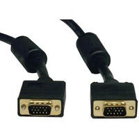 Tripp Lite P502-100 Vga High-Resolution Coaxial Monitor Cable With Rgb Coaxial (100Ft)