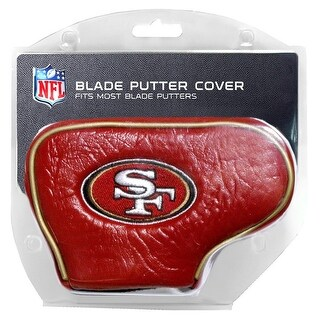 San Francisco 49ers NFL Putter Golf Club Blade Cover
