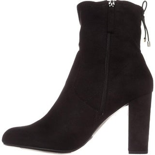 Material Girl Womens Mali Closed Toe Ankle Fashion Boots