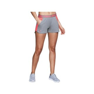 Under Armour Womens Shorts Performance Colorblocked