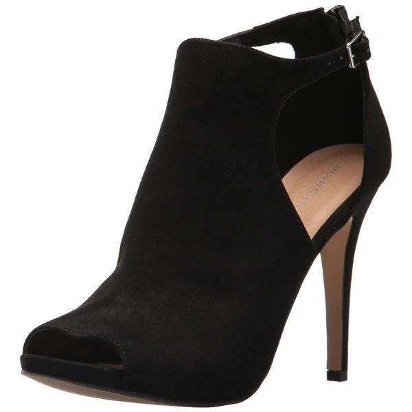 Madden Girl Women's Rooneyy Heeled Sandal