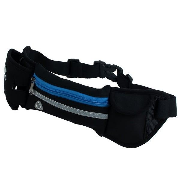 FreeKnight Authorized Outdoor Bicycle Riding Pouch Pocket Sports Waist Bag Blue