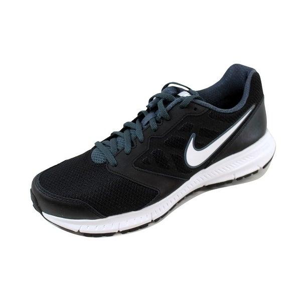 Nike Men's Downshifter 6 Black/White-Dark Magnet Grey 684652-003