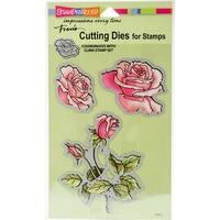 Stampendous Dies-Rose Garden