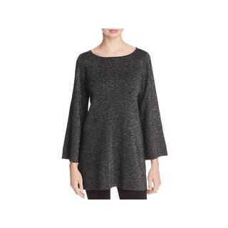 befec55fc3 Eileen Fisher Womens Tunic Sweater Asymmetrical High-Low · Quick View