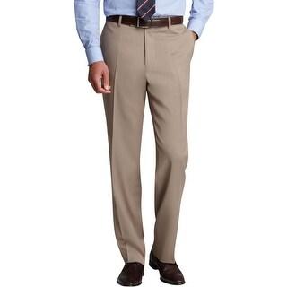 BOSS Hugo Boss Mens James Brown Dress Pants Classic Fit Bootcut - 30r