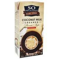 So Delicious Barista Style Coconut Milk Creamer - Original - Case of 6 - 32 Fl oz.
